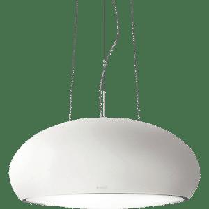 Eico Seashell emhætte EICO4655 (hvid)