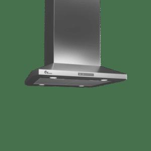 Thermex Decor 787, Fh, 60 Cm Rf U/motor Frithængende Emhætte - Rustfrit Stål