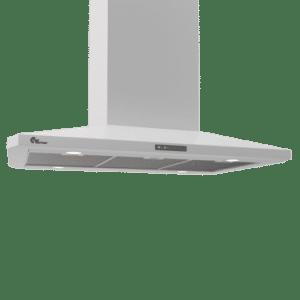 Thermex Decor 787, Fh, 90 Cm Hvid U/motor Frithængende Emhætte - Hvid