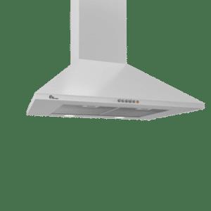 Thermex Decor 942 70 Cm Hvid Væghængt Emhætte - Hvid