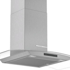 Bosch Dwa96dm50 Væghængt Emhætte - Rustfrit Stål