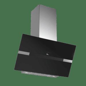 Thermex Mini Preston 2 - 80 Cm Sort M/motor Væghængt Emhætte - Sort